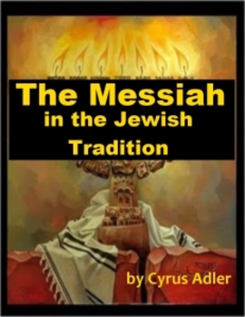 The Messiah in the Jewish Tradition