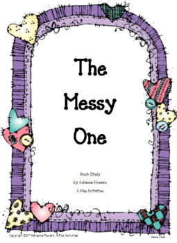 The Messy One Book Companion