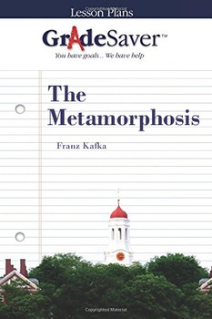 The Metamorphosis Lesson Plan