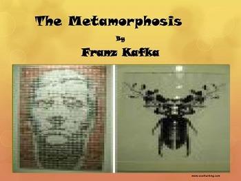 Literature - The Metamorphosis PowerPoint