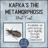 The Metamorphosis Test