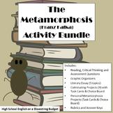 The Metamorphosis Activity Bundle (Franz Kafka)- PDF