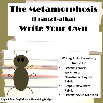 The Metamorphosis: Write Your Own Story Project (Franz Kafka)