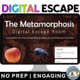 The Metamorphosis by Franz Kafka Digital Escape Room Review