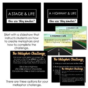 The Metaphor Challenge