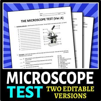 The Microscope - Test {Editable}