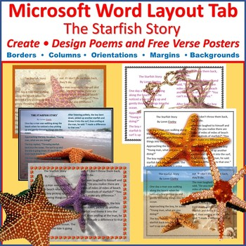 picture relating to Starfish Story Printable referred to as Starfish Tale Worksheets Schooling Supplies TpT