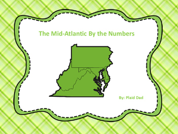 The Mid-Atlantic States By the Numbers