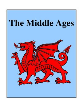 The Middle Ages, Activities and Worksheets