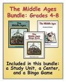 Middle Ages Bundle for Grades 4–8