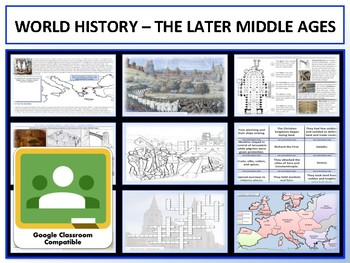 The Later Middle Ages - Complete Unit