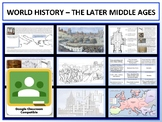 The Later Middle Ages - Complete Unit - Google Classroom Compatible