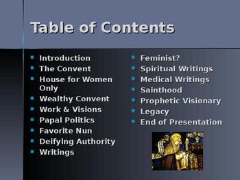 The Middle Ages - Key Figures - Hildegard of Bingen