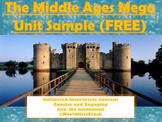 The Middle Ages: Teacher's Mega Unit/Handouts +MEGA PPT (UPDATED)