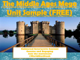 The Middle Ages: Teacher's Mega Unit/Handouts +MEGA PPT (UPDATED)