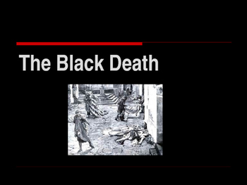 The Middle Ages - The Black Death