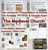The Middle Ages: The Church