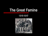 The Middle Ages - The Great Famine of 1315-1317