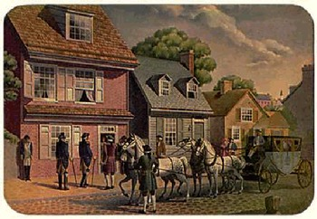 Life in the Middle Colonies, A Play
