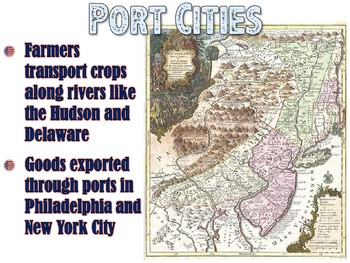 Middle Colonies PowerPoint Lesson