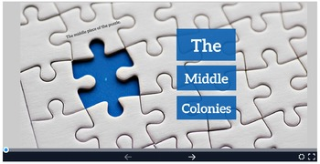 The Middle Colonies Prezi