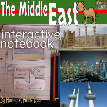 The Middle East Interactive Notebook