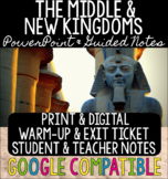 Ancient Egypt - The Middle & New Kingdoms