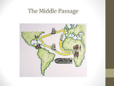 The Middle Passage - Powerpoint and Notes