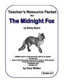 The Midnight Fox Resource Packet