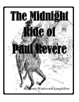 The Midnight Ride of Paul Revere imagine It Grade 5