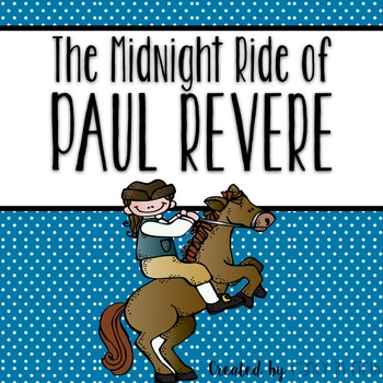 The Midnight Ride of Paul Revere