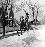 Play: The Midnight Ride of Paul Revere