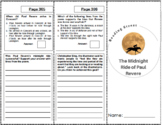 The Midnight Ride of Paul Revere - 5th Grade Reading Street