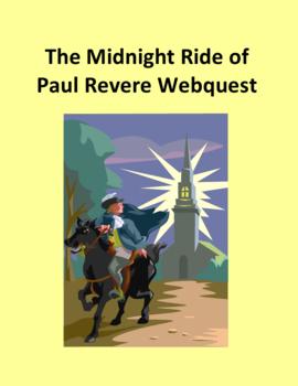 The Midnight Ride of Paul Revere Using Ipads