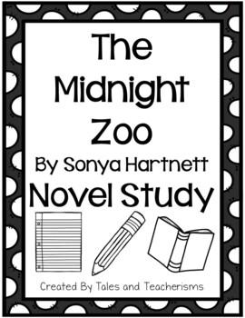 The Midnight Zoo by Sonya Hartnett Novel Study