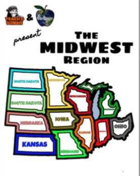 Midwest Region of U.S. in English and Spanish