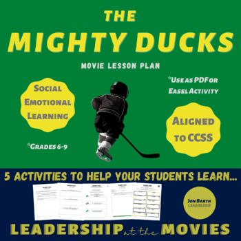 The Mighty Ducks: Companion Activities