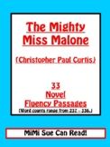 The Mighty Miss Malone (Christopher Paul Curtis) 33 Novel