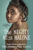 The Mighty Miss Malone Figurative Language Hunt