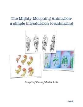 The Mighty Morphing Animation!