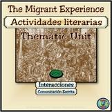 The Migrant Experience Reading Comprehension - Los obreros agrícolas