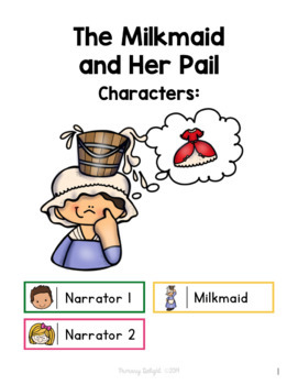 The Milkmaid and Her Pail Readers' Theater