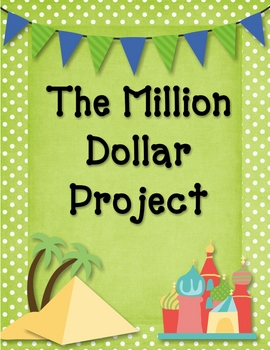million dollar math project Million dollar project for pre-algebrait wa sby far the funnest math project ever find this pin and more on ♥ classroom ideas ♥ by joynerjs lower-class citizens wanted more compensation.