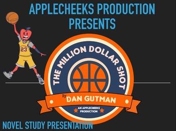 The Million Dollar Shot Novel Study PowerPoint Presentatio