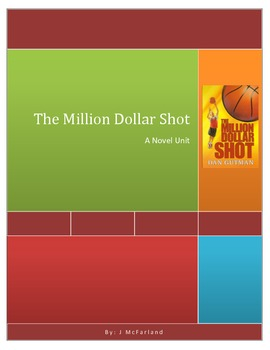 The Million Dollar Shot Novel Unit