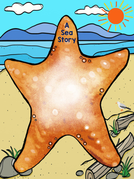 The Mindfulness Sea Star: Interactive Flip Book for Anxiety Management