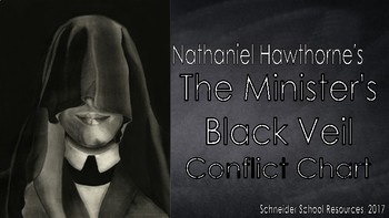 The Minister's Black Veil: Conflict Chart