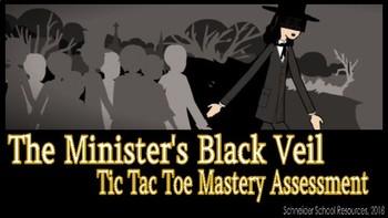 The Minister's Black Veil: Tic Tac Toe Mastery Assessment