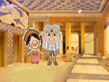 The Minotaur Myth Video