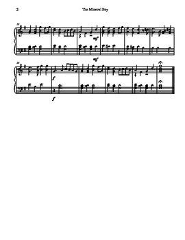 The Minstrel Boy for Tone Chimes/ Choir Chimes